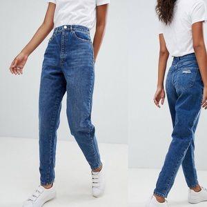 ASOS Design Tall balloon leg boyfriend jeans